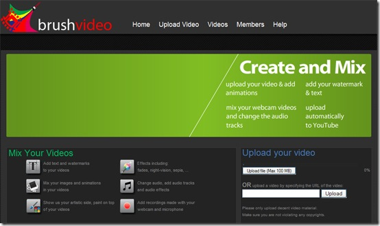 brushvideo-editor-video-online