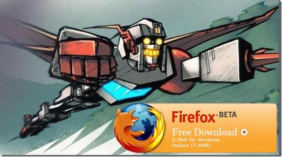 firefox 3-5 beta4