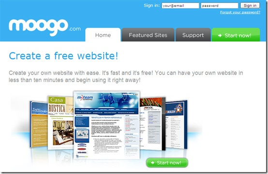 moogo-create-free-website