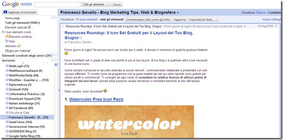 google-reader-lettore-rss