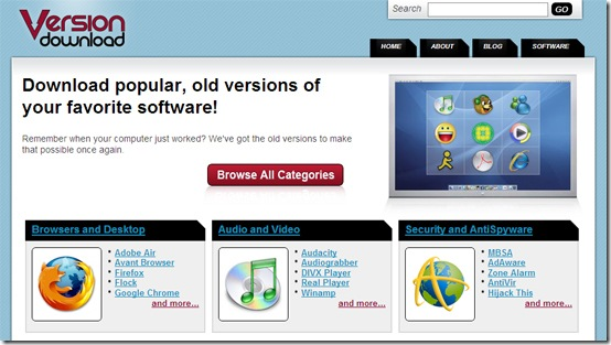 version-download-software-old-versions