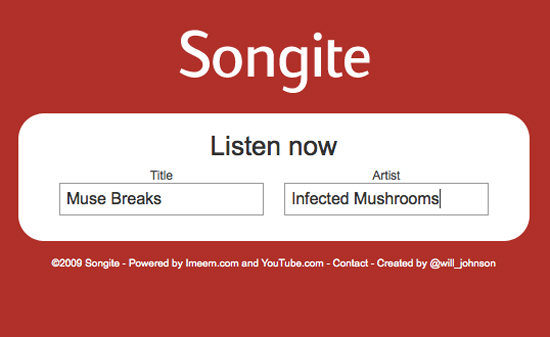 Songite