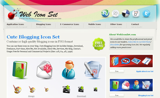 web-icon-set