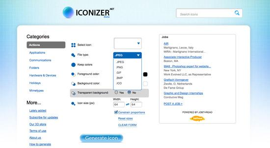 creare-icone-iconizer