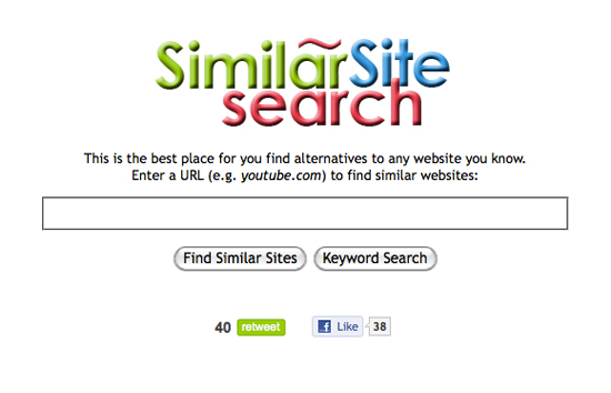 similar site search siti simili Come Trovare Siti Simili Tra Loro Con SimilarSiteSearch