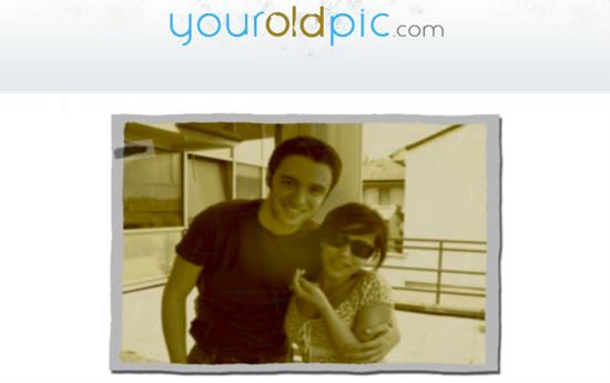 Come invecchiare una foto con youroldpic - Come invecchiare un mobile ...