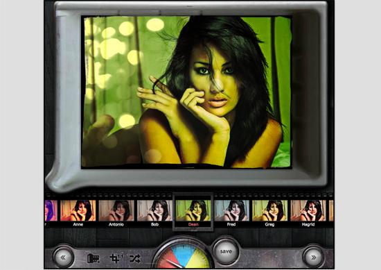 Pixlr o matic servizio web per applicare effetti alle for Effetti foto online