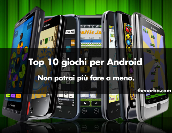 Giochi hot per android