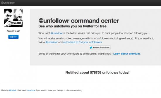 Unfollower: chi ti defollowa su Twitter?