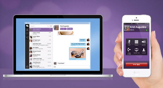 Viber per Windows e Mac disponibile al Download!