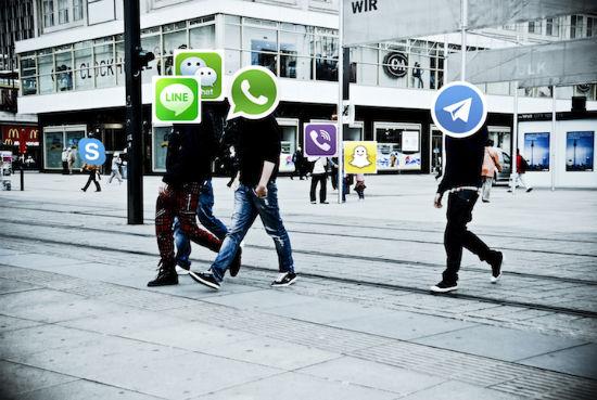 alternative a whatsapp