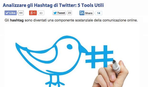 Twitter Facebook Social Share